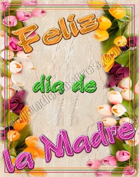 Feliz Día de la madre 2014