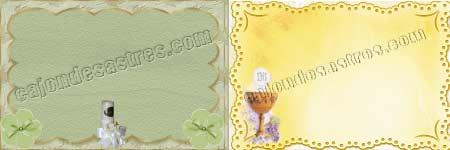 gratis invitaciones comunion