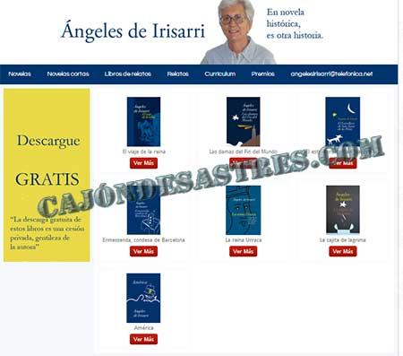 Descargar Gratis 7 Libros Ebook De ángeles De Irisarri Cajón Desastres