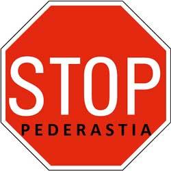 stop pederastia