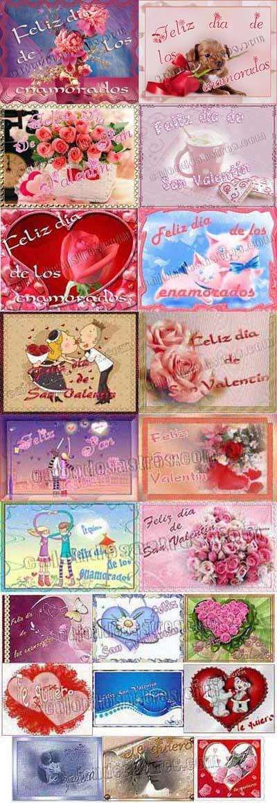 tarjetas enamorados