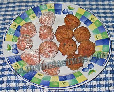 receta de albondigas con tomate