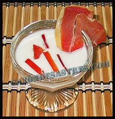 Receta de crema de melon