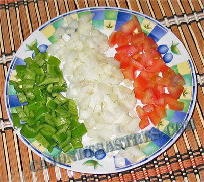 receta de pipirrana