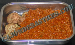 receta de mousaka