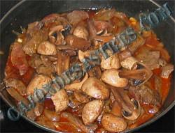 receta higado encebollado guarnición
