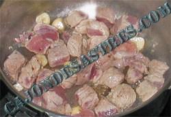 receta de lentejas con magro