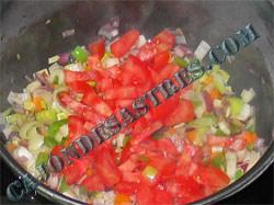 receta guiso patatas y almejas