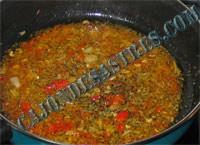 arroz con pechuga de pollo