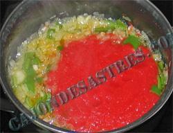 receta de atun en tomate