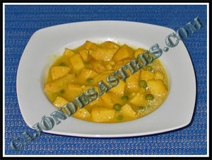 receta de jibia en salsa