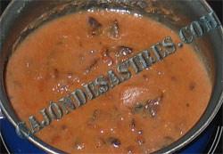 receta de secreto de cerdo en salsa de ciruelas