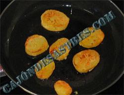 receta de patatas plancha
