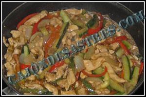 Pollo con almendras cocina f cil caj n desastres - Pollo con almendras facil ...