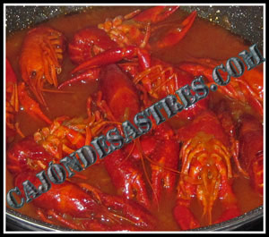 receta de cangrejos en salsa