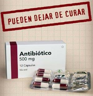 antibioticos uso responsable