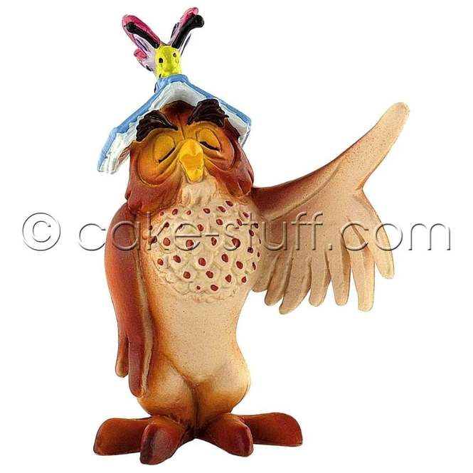 Owl Disney Winnie Pooh Cake Topper Figure From Only 3 82