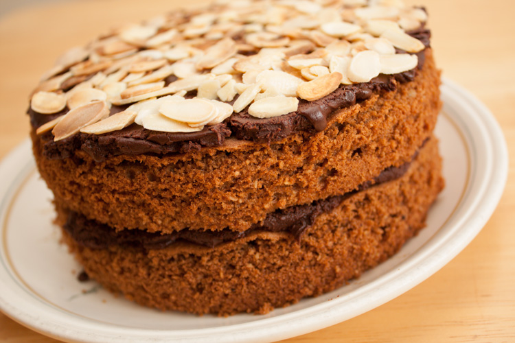 Easy Cake Recipes Almond