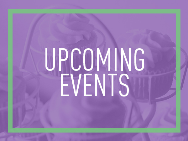 Check out our upcoming events at The Cake, Bake and Craft Club