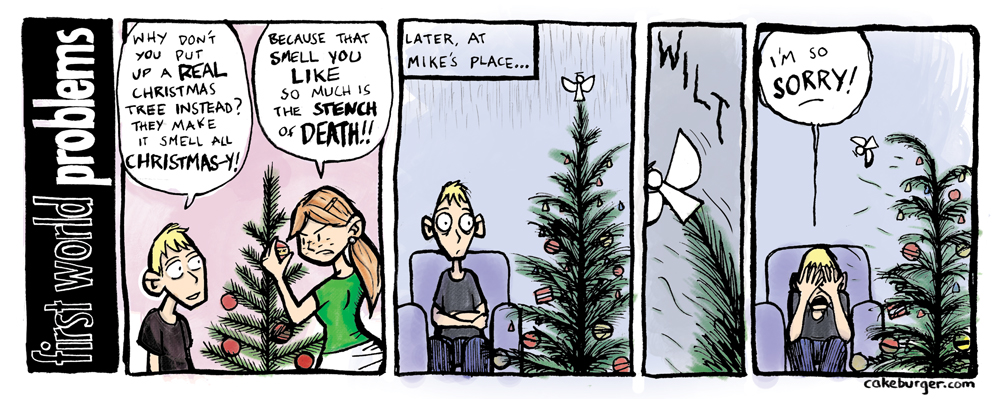 That Christmas Smell