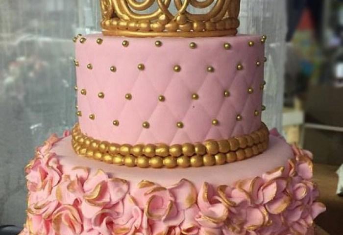 Crown Girls Birthday Cake Girl Birthday Cake Ideas
