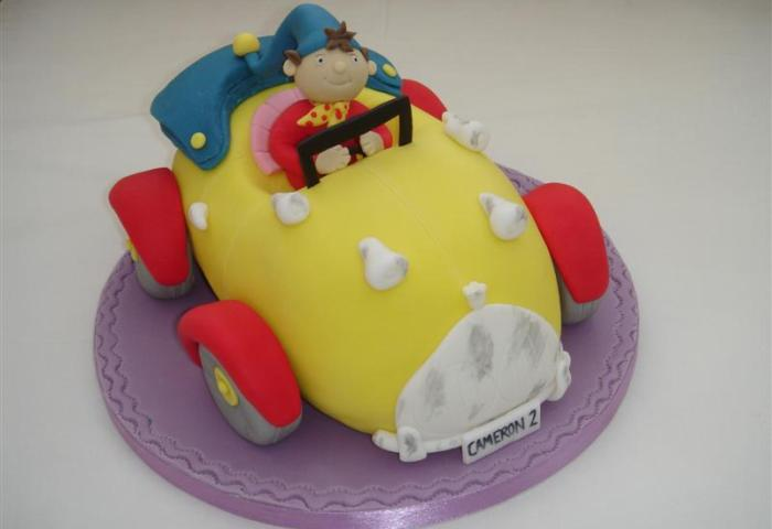 Cake Design For Birthday Kids