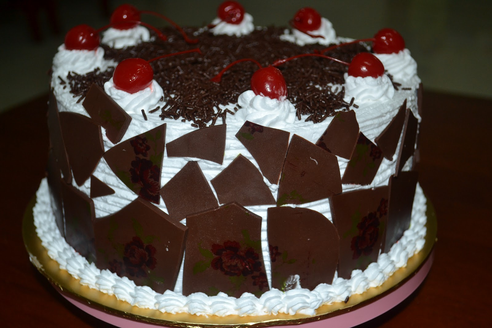 Forest Birthday Cakes