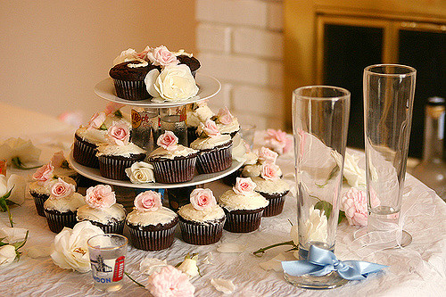 Cake Ghetto Wedding Toppers