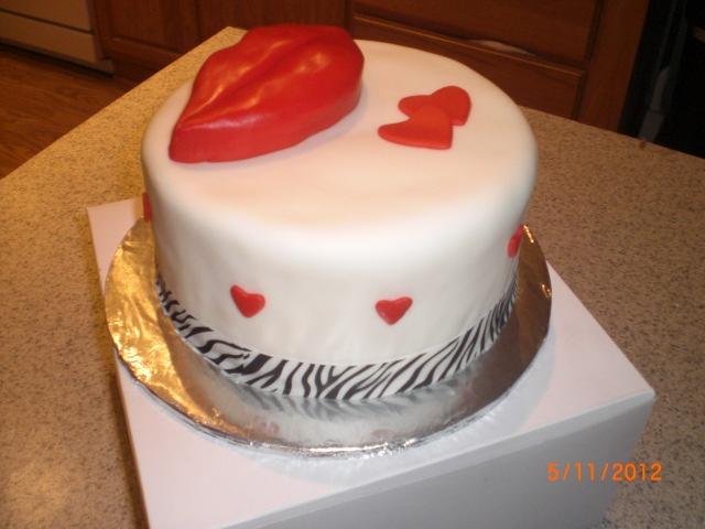 Lips Cakes Lipsviews