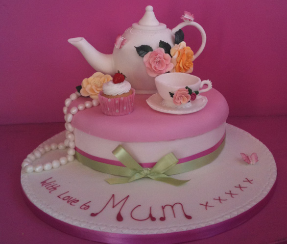 Mum Birthday Cakes