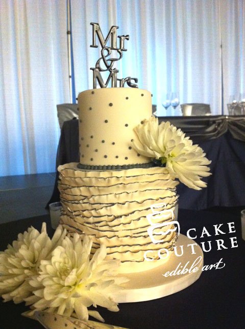 Cake Couture Edible Art Wedding Gallery I