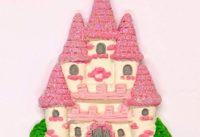 Castle Cake Decorating Silicone Mould By Katy Sue Designs
