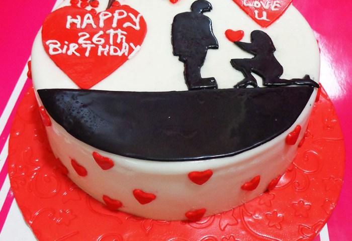 Boy Girl Birthday Cake Customized Cakes In Lahore Free Delivery