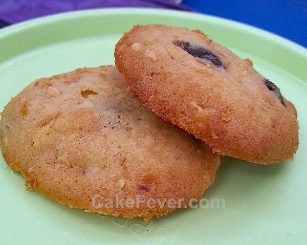 Resep Choco Chips Cookies