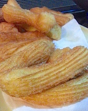 churros goreng