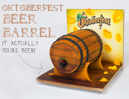Image result for paul bradford beer barrel cake