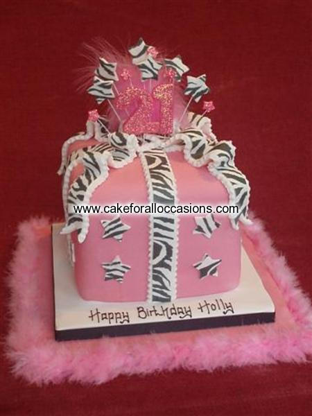 Cake L012 Womens Birthday Cakes Birthday Cakes