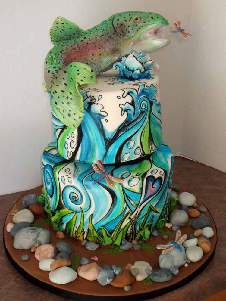 Fondant Dinosaur Cake Topper