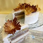 Reconstructed Hummingbird Cake