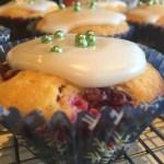 White Christmas Cupcakes