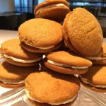 Ginger Kiss Whoopie Pies