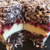 Ice Cream Lamingtons