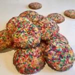 Cultured Confetti Cookies