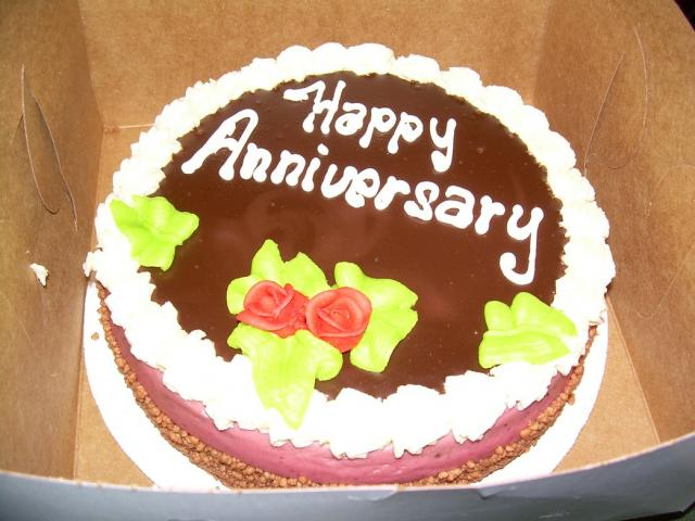 Simple Anniversary Cake Photo Jpg 1 Comment Hi Res 720p Hd