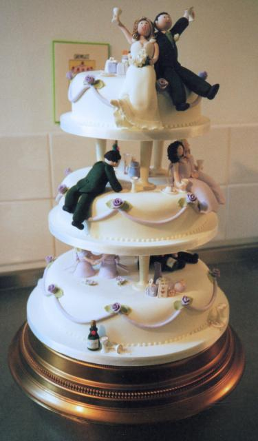 Funny Wedding Cake 1 Comment Hi Res 720p HD