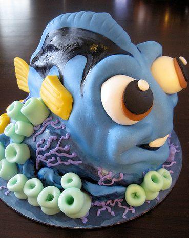 Mans Fishing Birthday Cake Ideas And Designs