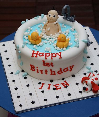Cake For Girls First Birthday