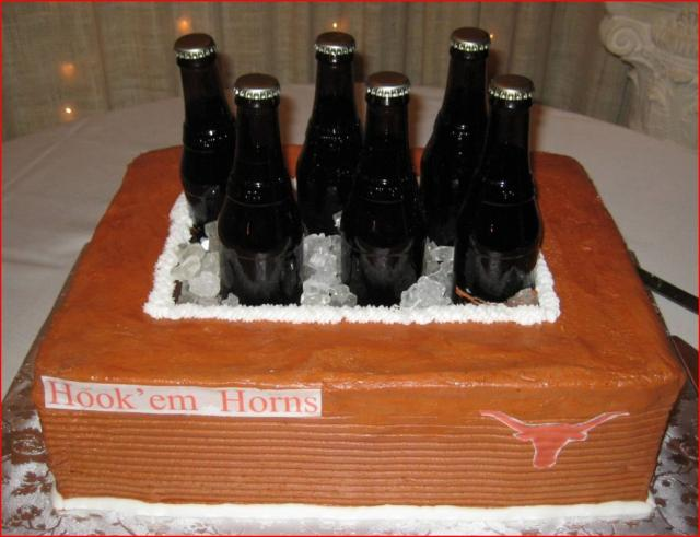 Unique Groom S Cake With Beer Storage Area Jpg 3 Comments