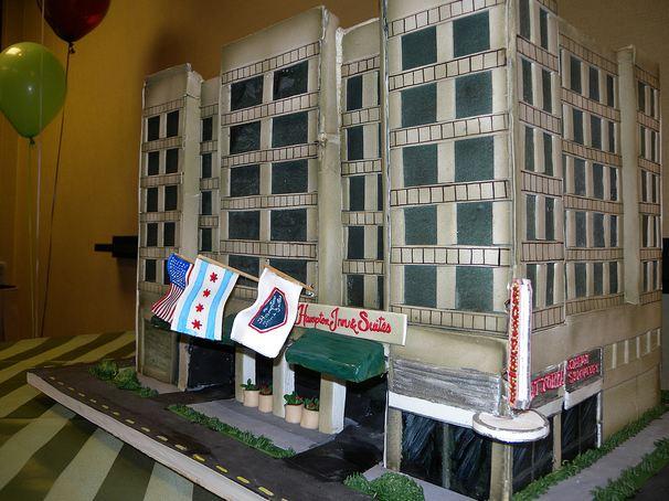 Hotel Cake Jpg 1 Comment