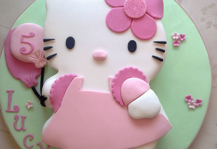 Pretty Hello Kitty Cakes For Kidspng